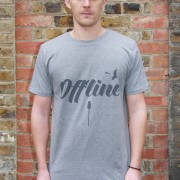 'Offline' T-Shirt, Men's