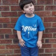 'Offline' t-shirt, kid's