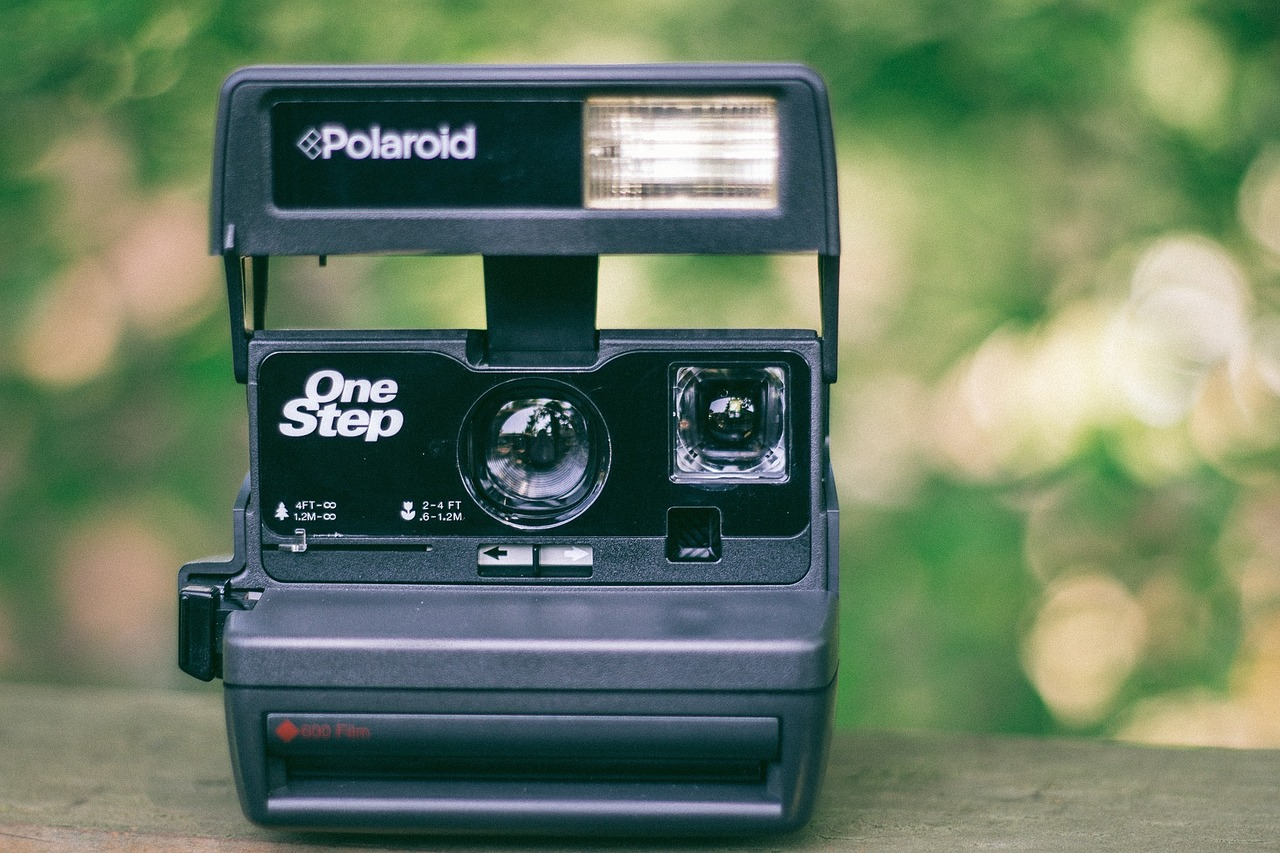 Instant Camera for your digital detox