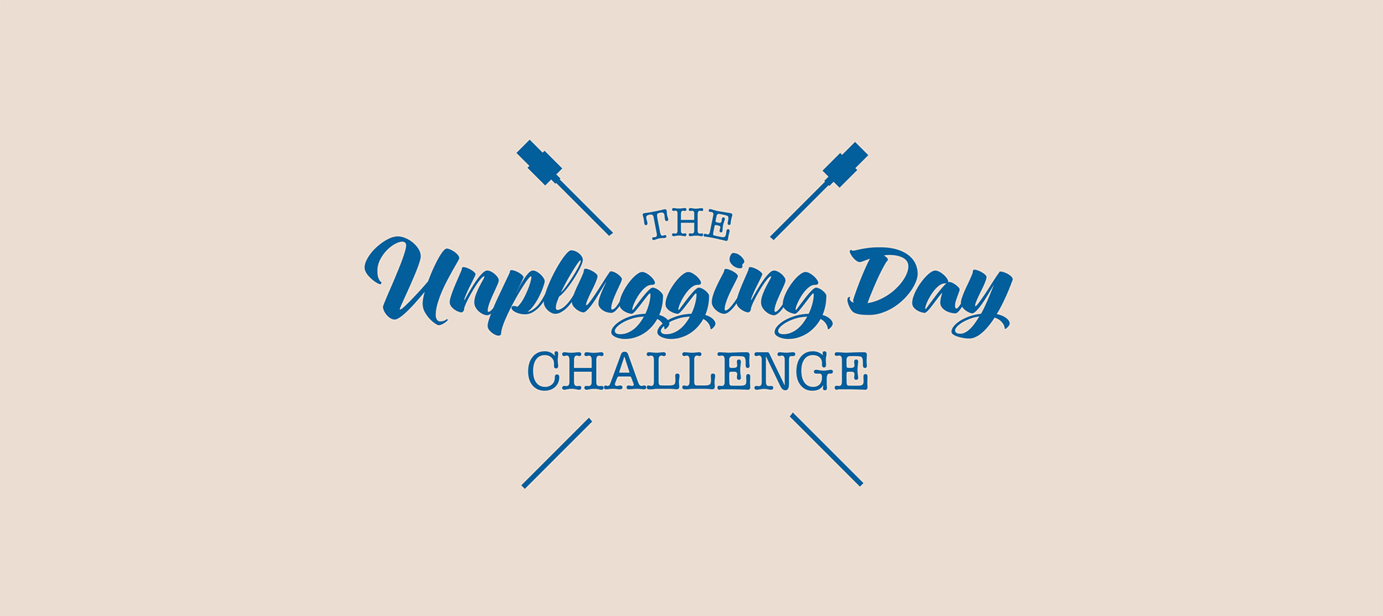 National Unplugging Day challenge