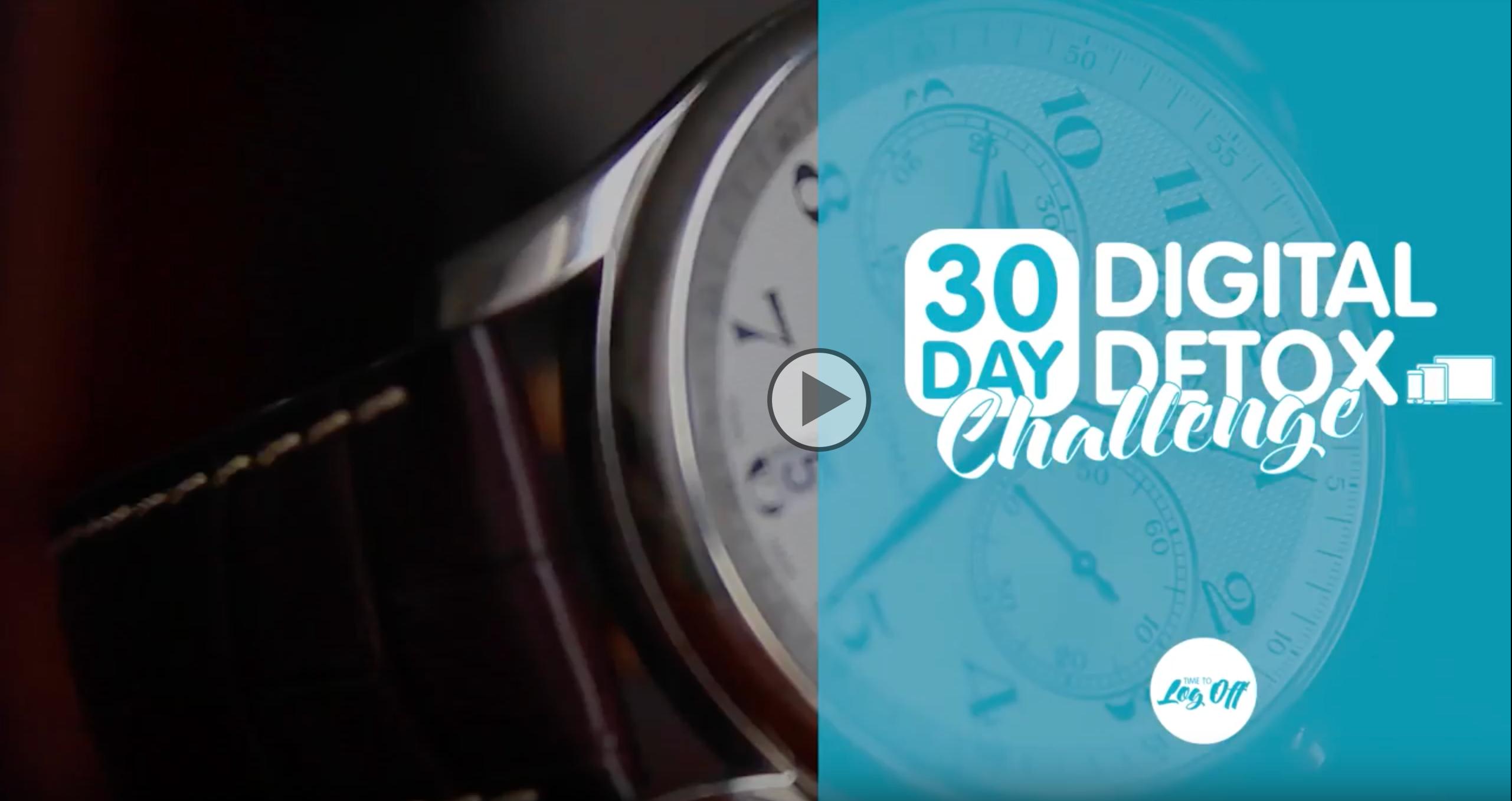 Time To Log Off Digital Detox Day 19