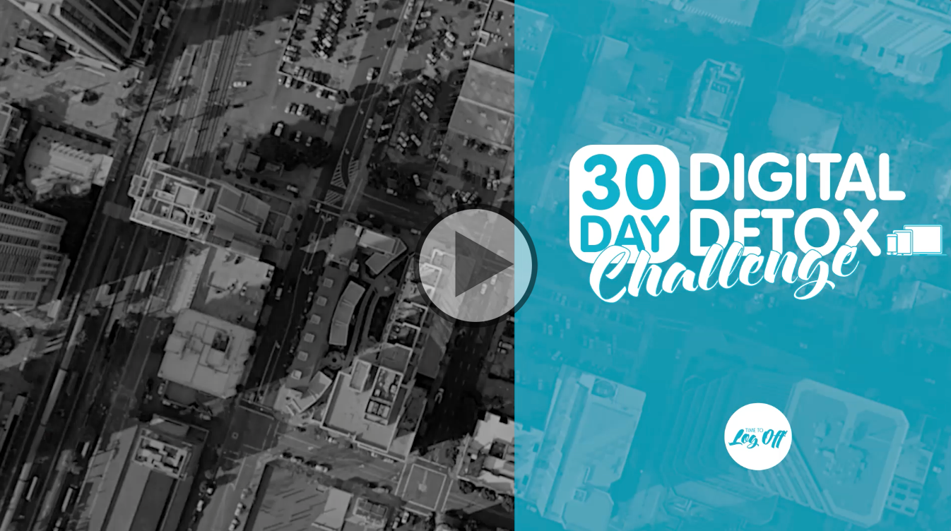 digital detox 30 day challenge