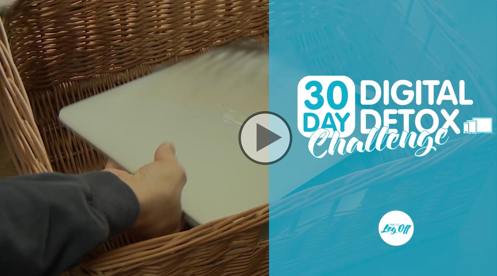 Digital Detox Challenge Day 29