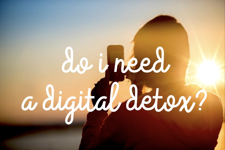 Do I need a digital detox? Quiz