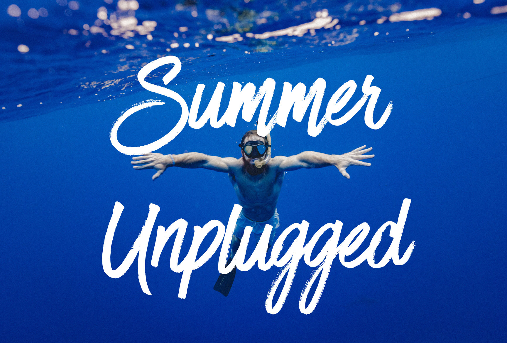 Summer Unplugged Challenge 2017
