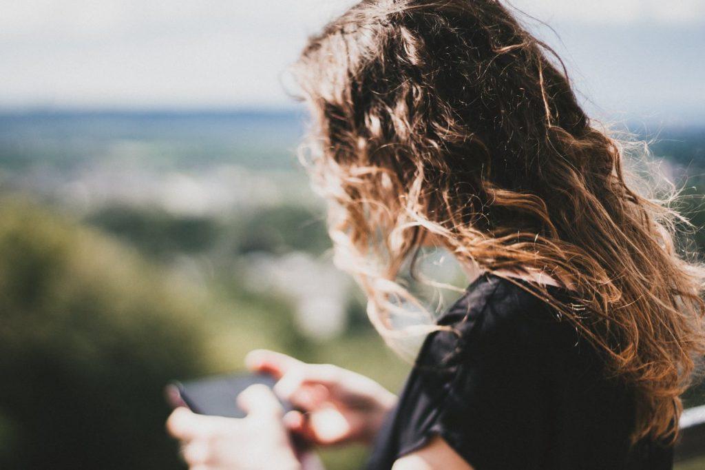 Generation Z and smartphones