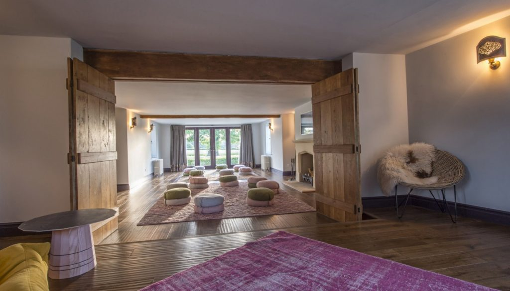 Somerset Digital Detox Retreat