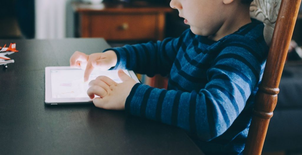 Facts about children and technology