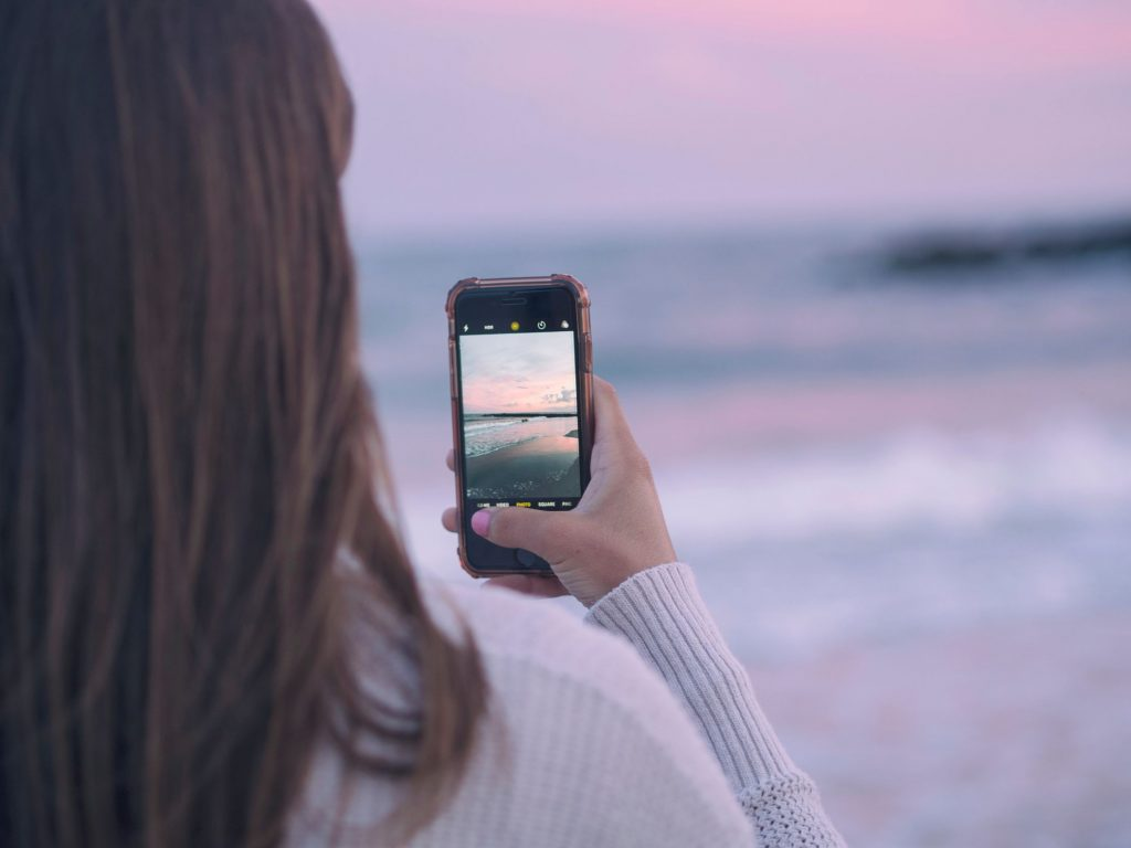 Mental wellbeing and smartphones