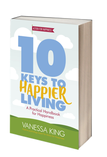 10 Keys to Happier Living Book