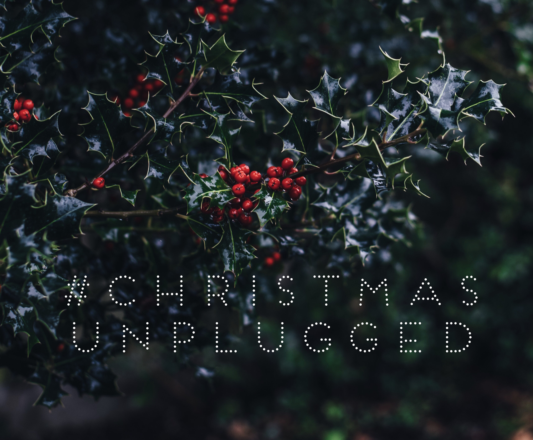 #ChristmasUnplugged digital detox competition