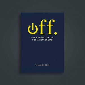 digital detox book : OFF