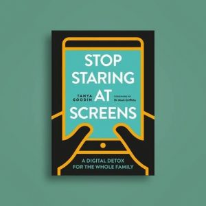 Digital Detox Book: Stop Staring at Screens