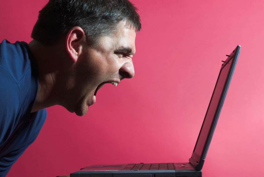 Social Media Outrage Keyboard Warriors