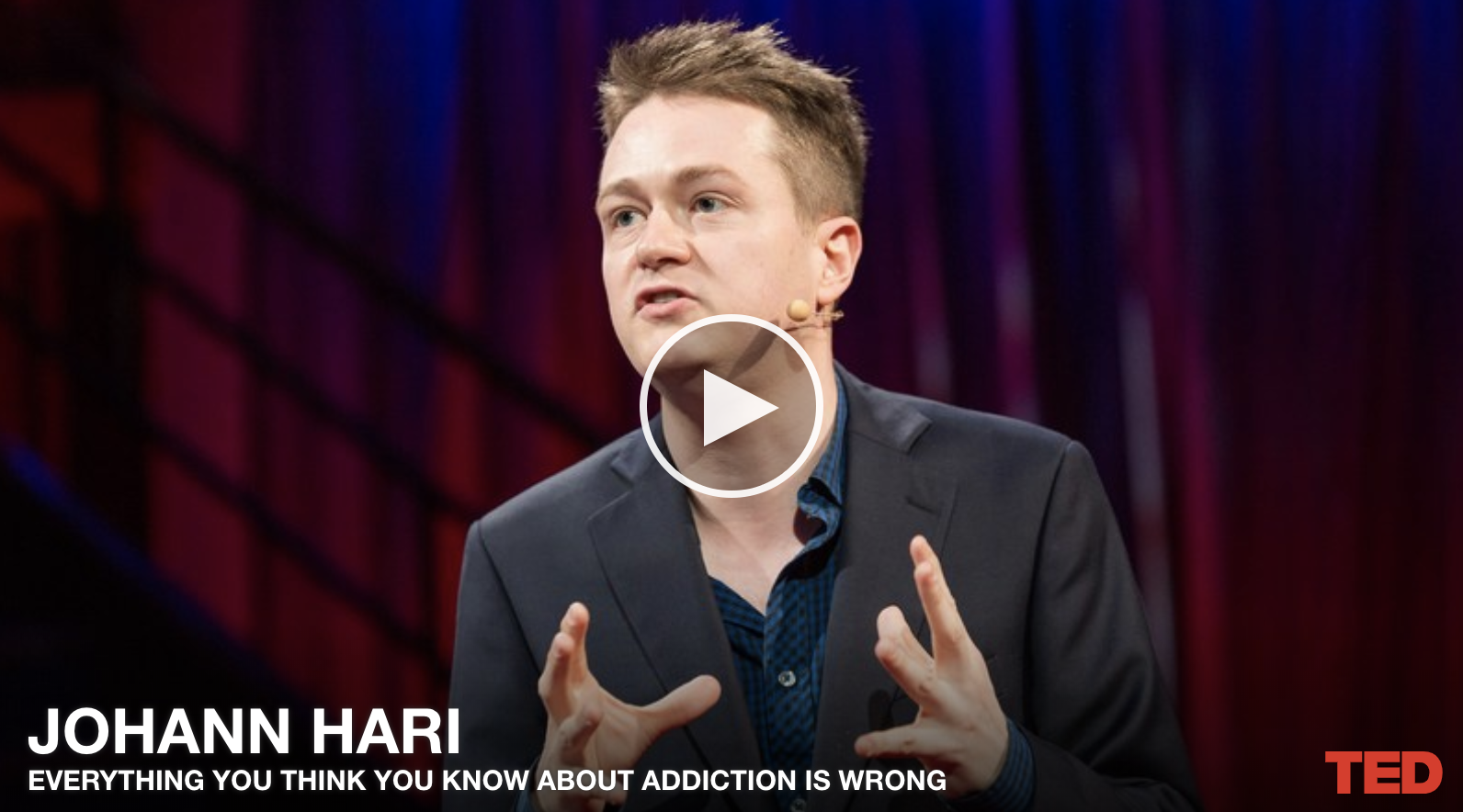 digital detox podcast second series launches with Johann Hari