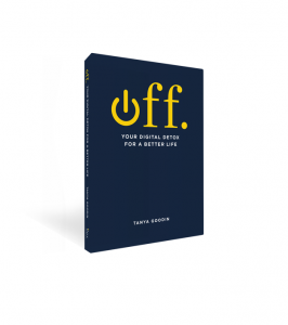 Off: digital detox book