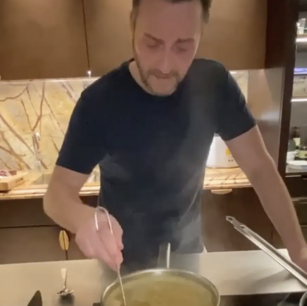 Jason Atherton: Cooking in Quarantine
