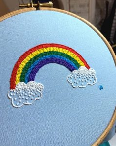 Creative Quarantining: #3 Sewing 2