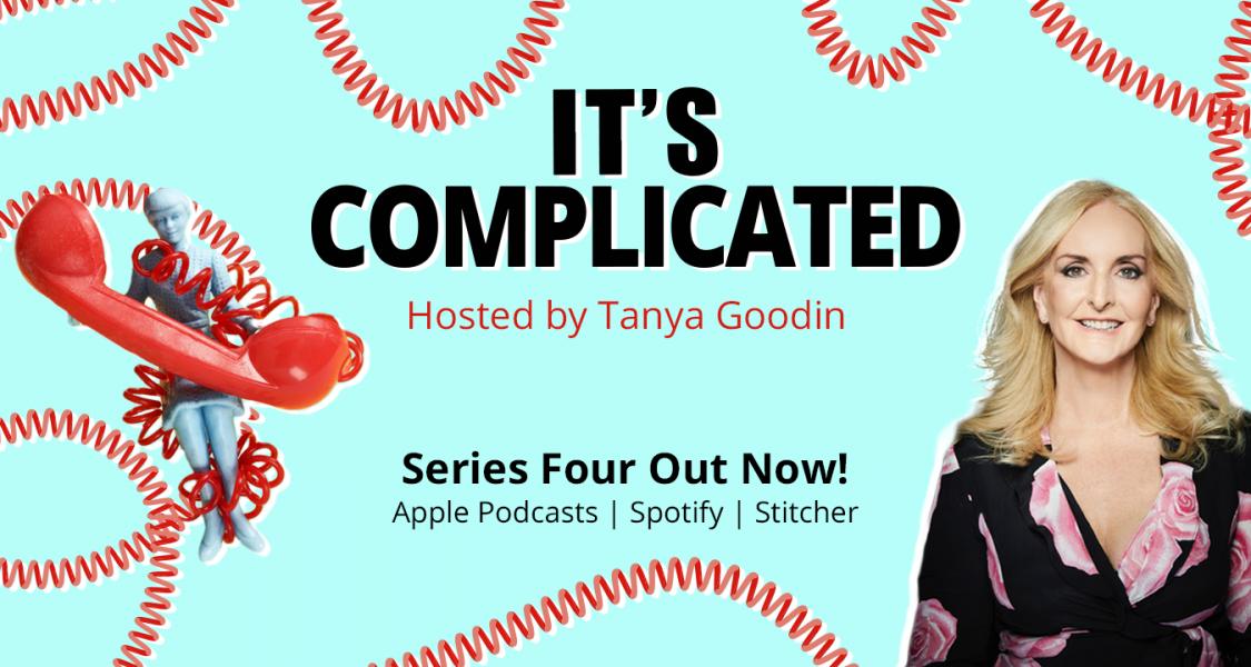 Digital detox podcast Tanya Goodin