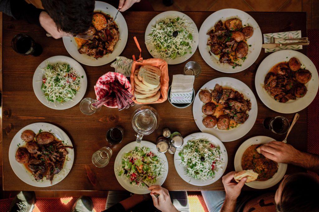 summer unplugged: phone free food