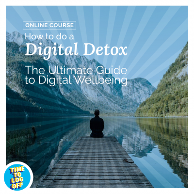 digital detox online course