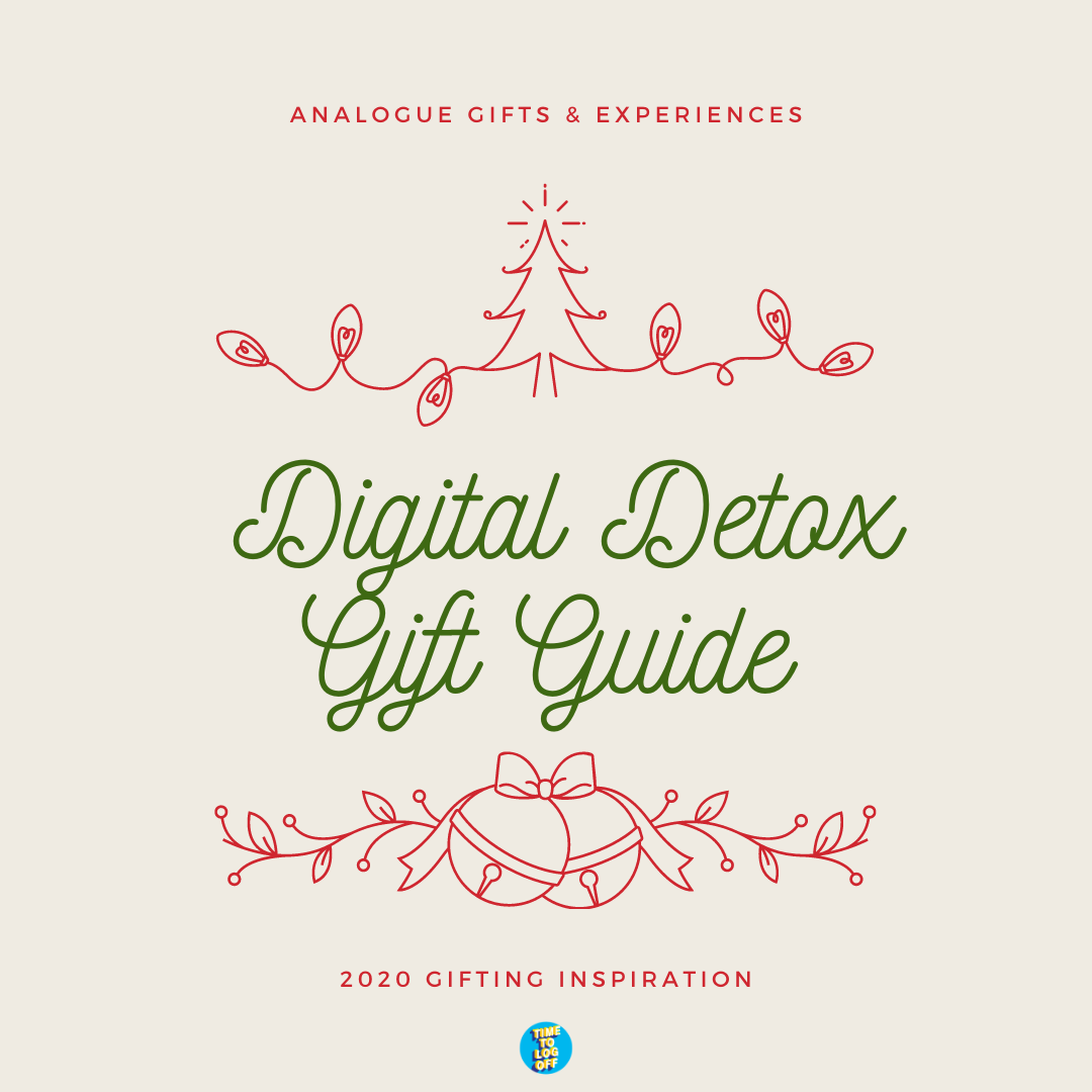 digital detox gift guide