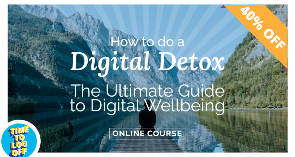 digital detox course