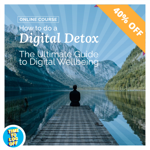 digital detox online course
