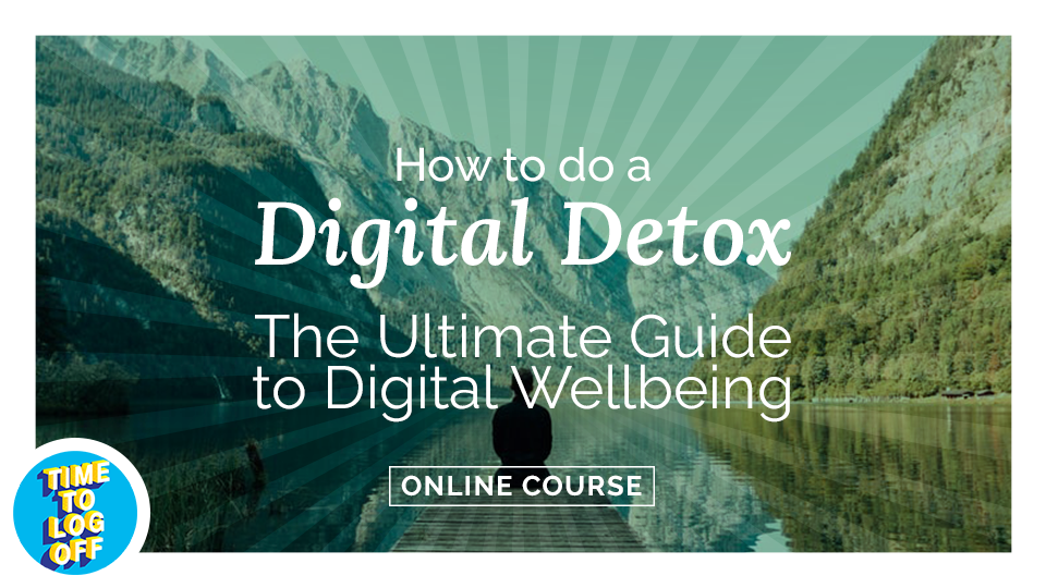 digital detox course